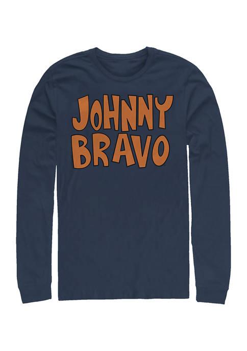 Cartoon Network Juniors Logo Graphic Long Sleeve T-Shirt