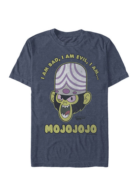 Cartoon Network Juniors Mojojojo Comp Graphic T-Shirt