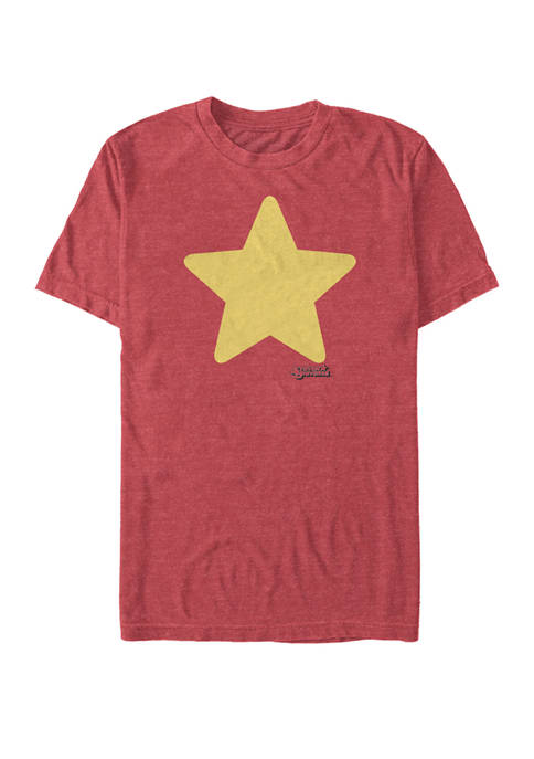 Steven Universe Star Costume Short Sleeve Graphic T-Shirt