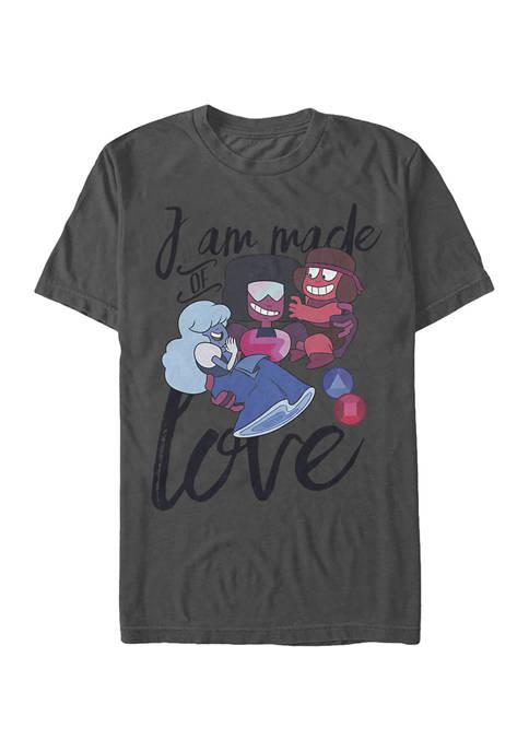 Cartoon Network Juniors I Am Made Of Love