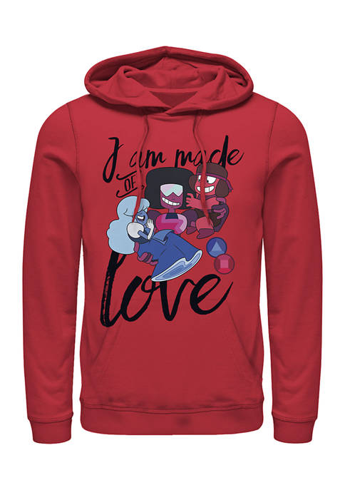 Cartoon Network I Am Made of Love Graphic