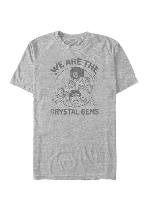 Cartoon Network Crystal Gems Graphic T-Shirt