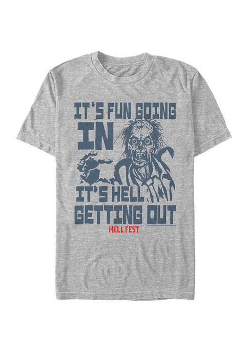 Fifth Sun™ Juniors Getting out Graphic T-Shirt