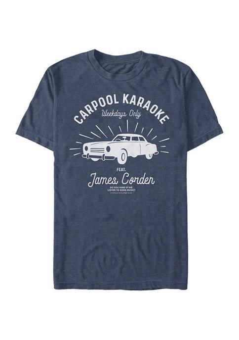 Fifth Sun™ Juniors Vintage Carpool Graphic T-Shirt