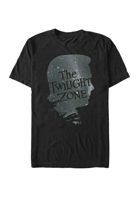 The Twilight Zone Galactic Icon Graphic T-Shirt