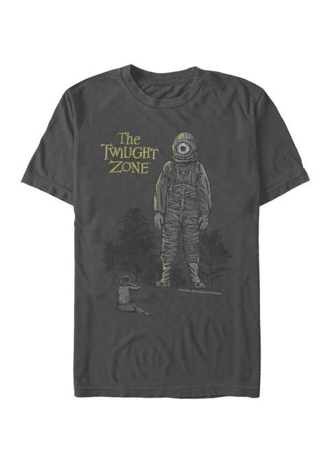 The Lazer Eye Short Sleeve T-Shirt