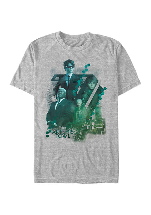 Disney Artemis Fowl Graphic T-Shirt