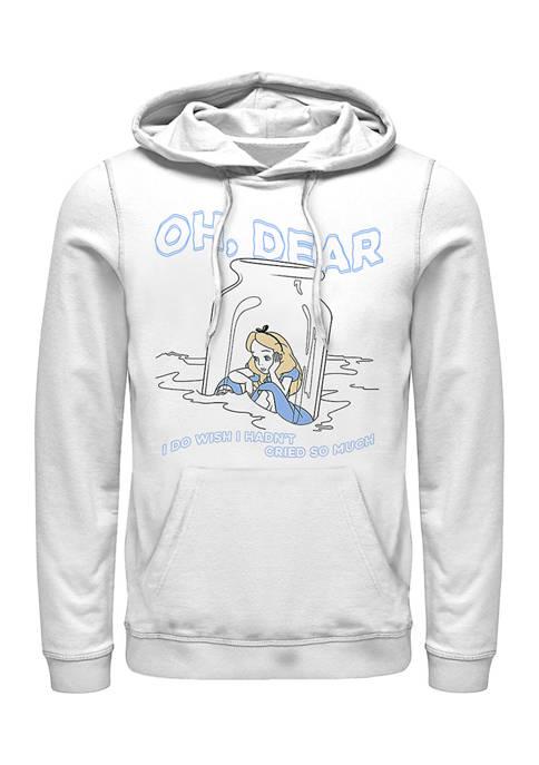 Disney® Dear Tears Fleece Graphic Hoodie