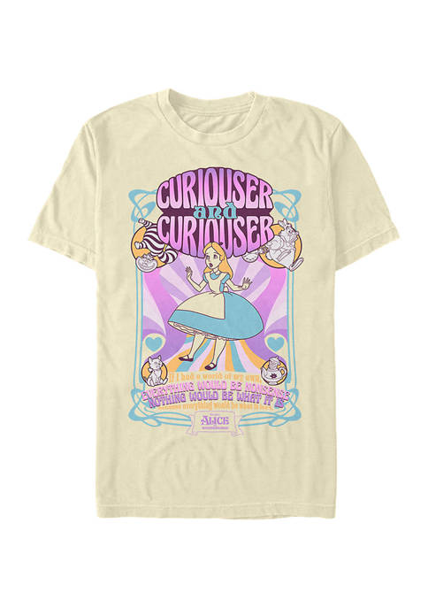 Disney® Psychedelic Nouveau Graphic Short Sleeve T-Shirt