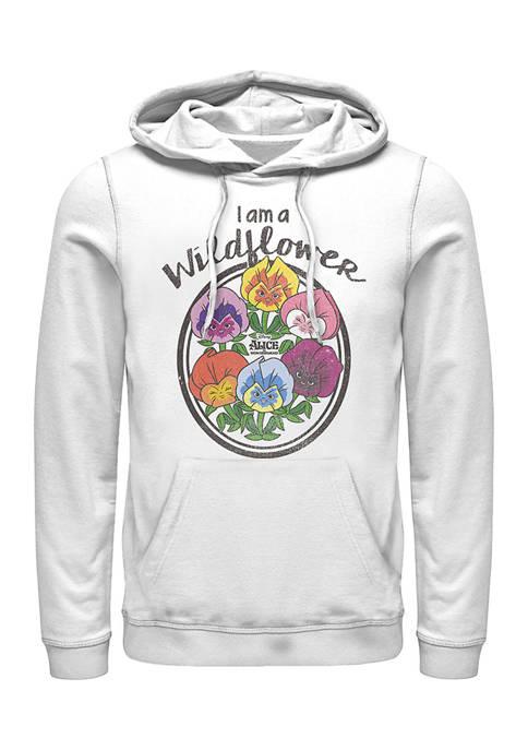 Disney® Wildflower Graphic Fleece Hoodie