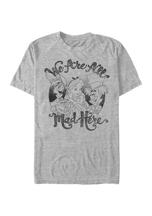 Fifth Sun™ Alice in Wonderland Graphic Top