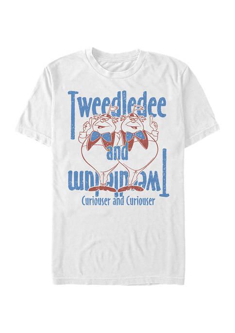 Disney® Tweedles Graphic Short Sleeve T-Shirt