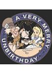Very Merry Unbirthday Graphic Short Sleeve T-Shirt