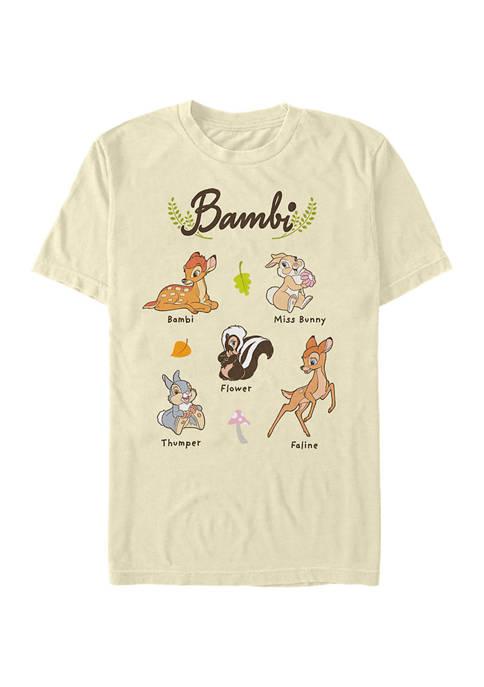 Disney® Textbook Short Sleeve Graphic T-Shirt