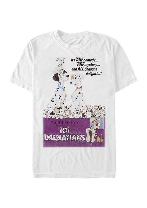 Disney® Vintage Poster Variant Short Sleeve Graphic T-Shirt