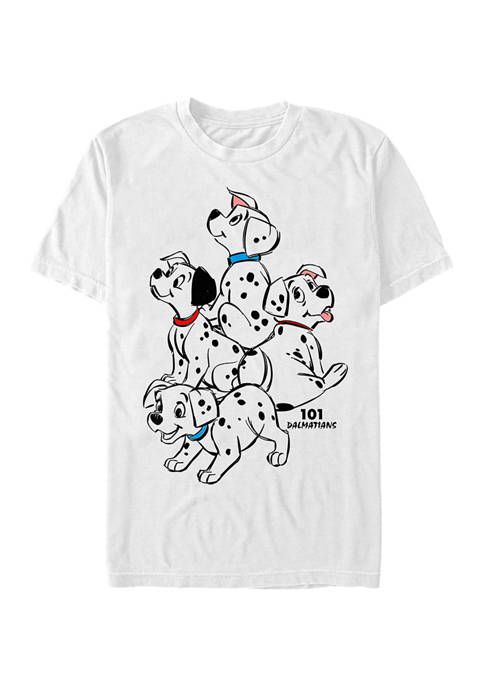 101 Dalmations Graphic Top