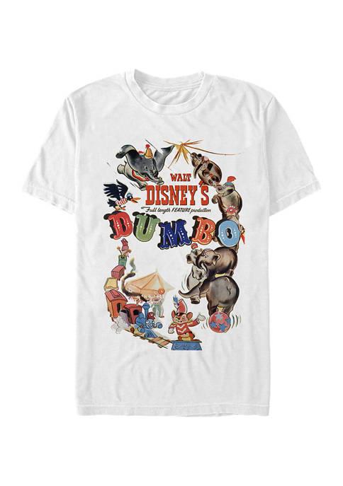 Disney® Juniors Theatrical Poster Graphic Short Sleeve T-Shirt