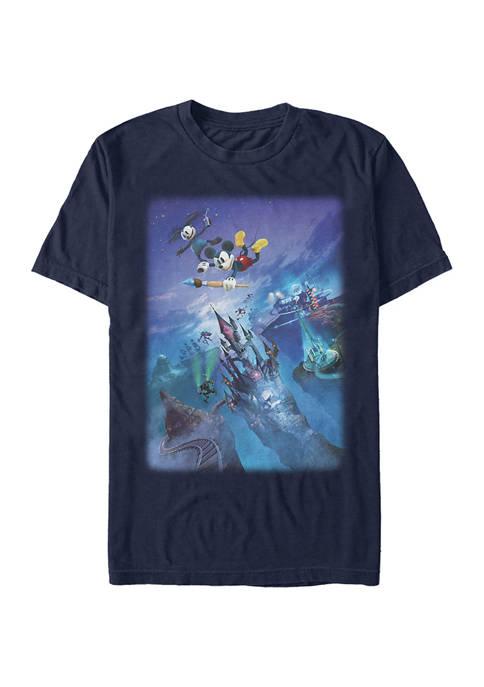Disney® Poster Short Sleeve Graphic T-Shirt