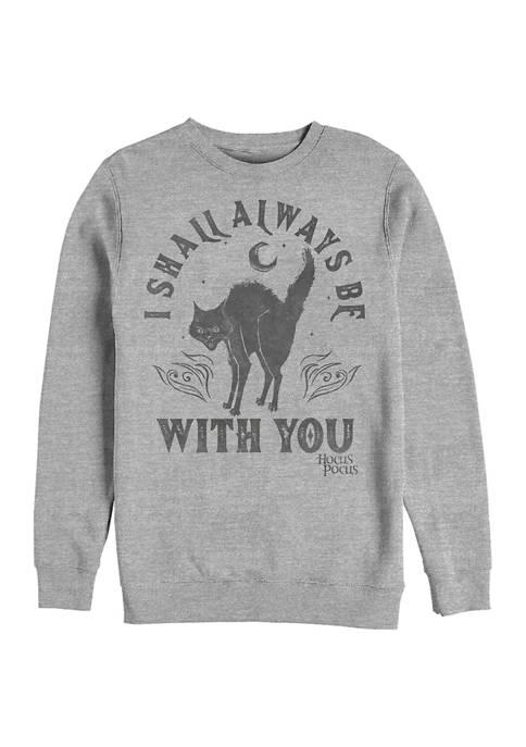 Hocus Pocus Fleece Crew Neck Sweater