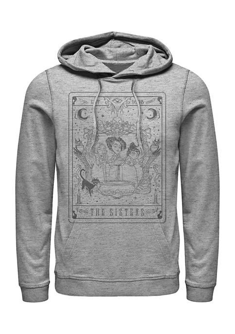 Hocus Pocus Juniors The Sisters Tarot Graphic Fleece