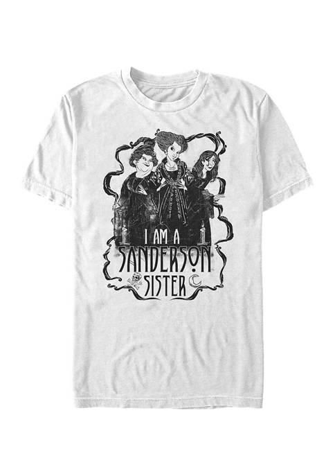 Hocus Pocus Sanderson Sister Short Sleeve Graphic T-Shirt