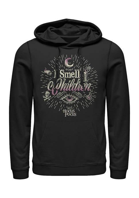Smelly Children Fleece Graphic Hoodie