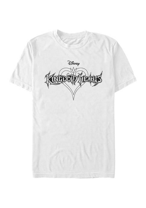 Fifth Sun™ Kingdom Hearts Black and White Short