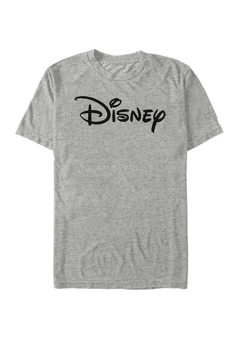 Disney® Juniors Big Graphic Short Sleeve T-Shirt
