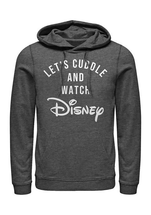 Disney® Juniors Disney Cuddles Graphic Fleece Hoodie