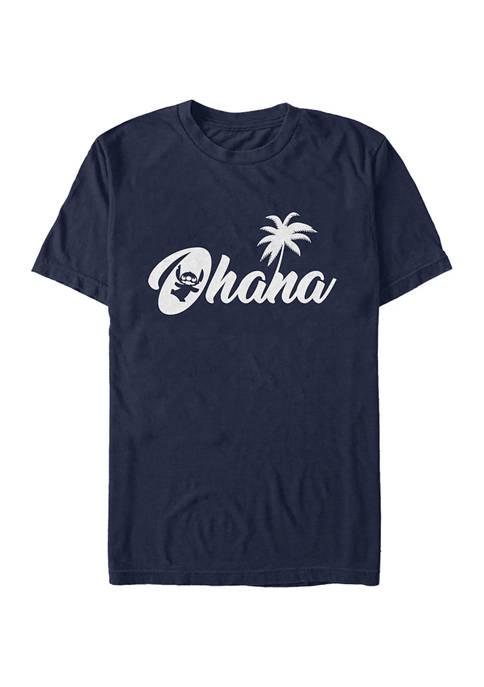 Fifth Sun™ Lilo & Stitch Graphic T-Shirt