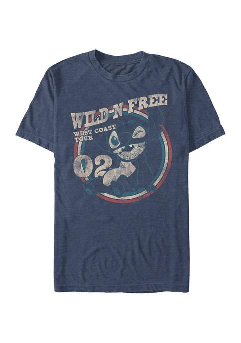 Disney® Lilo & Stitch Graphic Top