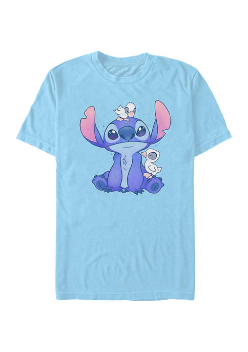 Disney® Cute Ducks Graphic Short Sleeve T-Shirt