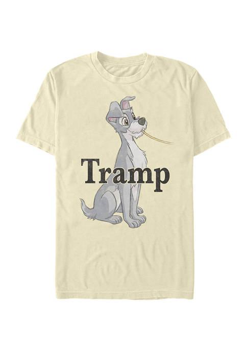 Disney® Her Tramp Graphic Short Sleeve T-Shirt