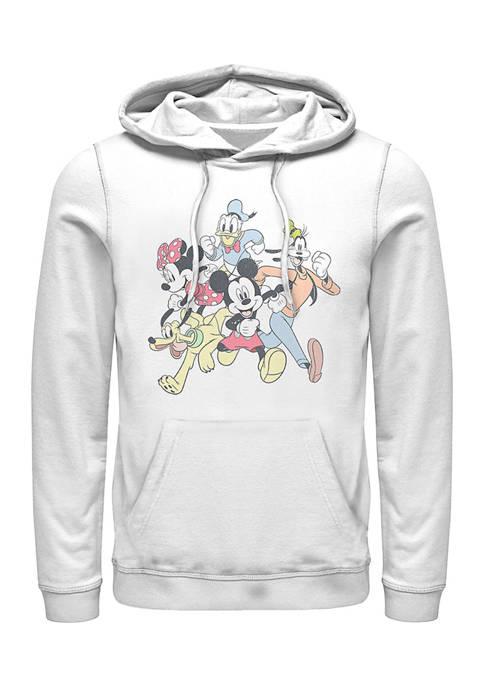 Disney® Group Run Fleece Graphic Hoodie