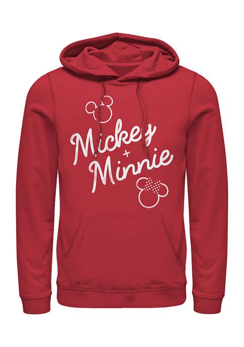 Disney® Signed Together Graphic Fleece Hoodie