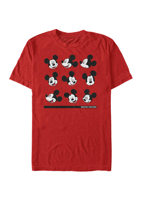 Disney® Expressions Graphic Short Sleeve T-Shirt