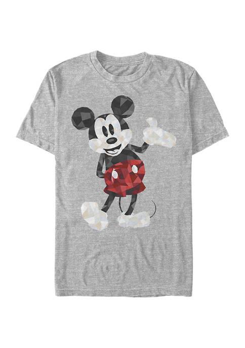 Disney® Poly Short Sleeve Graphic T-Shirt
