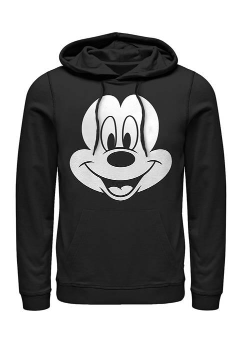 Disney® Big Face Mickey Fleece Graphic Hoodie
