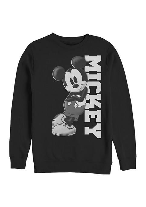 Disney® Lean Graphic Crew Fleece Sweatshirt