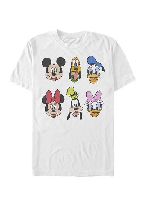 Disney® Always Trending Stack Short Sleeve Graphic T-Shirt