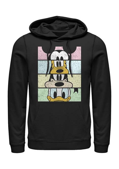 Disney® Crew Crop Fleece Graphic Hoodie