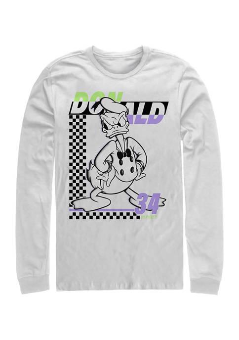 Disney® Phooey Long Sleeve Crew Graphic T-shirt