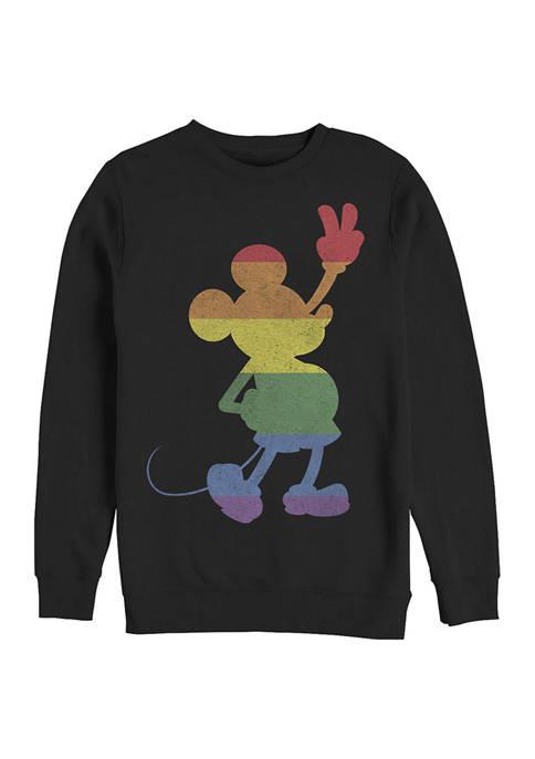Mickey Classic Love is Love Pride Mickey Crew