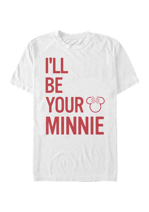Disney® Your Minnie Short Sleeve Graphic T-Shirt