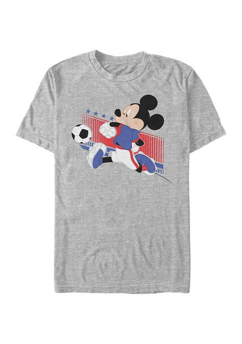 Disney Mickey Classic Graphic Top