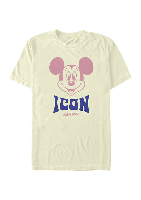 Disney® Icon Short Sleeve Graphic T-Shirt