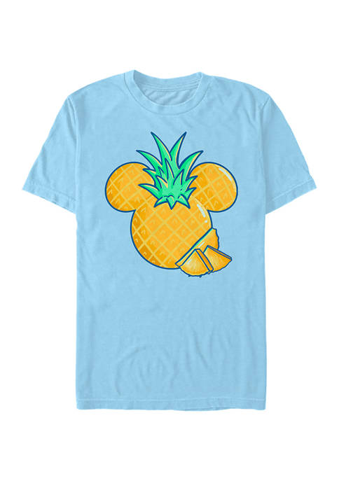 Disney® Pineapple Short Sleeve Graphic T-Shirt
