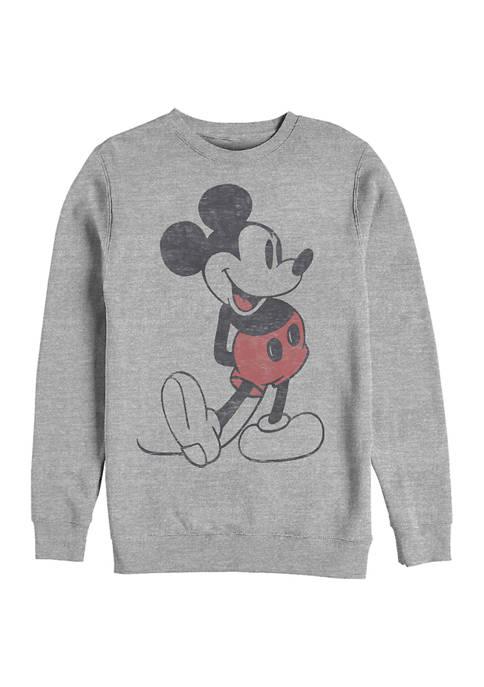 Disney® Vintage Classic Crew Fleece Graphic Sweatshirt
