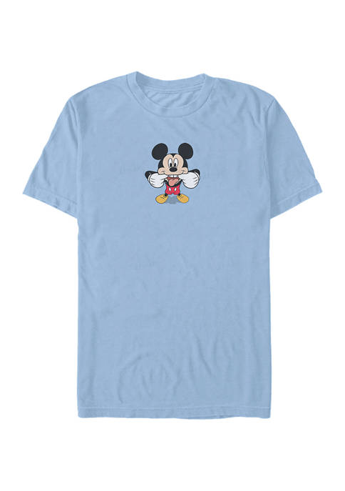 Disney® In Your Face Short Sleeve Graphic T-Shirt