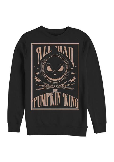 Nightmare Before Christmas Hail The Pumpkin King Crew